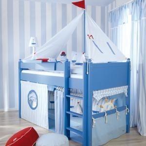 annette frank spielbett boot im kinder online shop. Black Bedroom Furniture Sets. Home Design Ideas