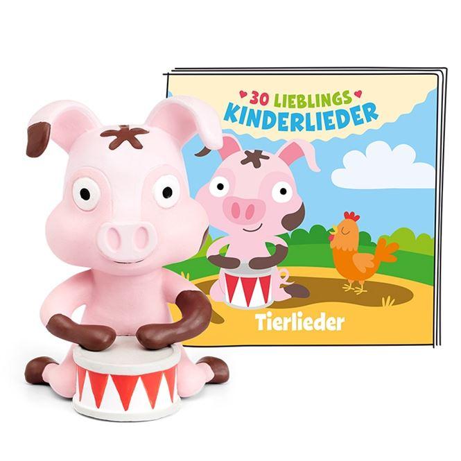 Tonie 30 Lieblings-Kinderlieder - Tierlieder