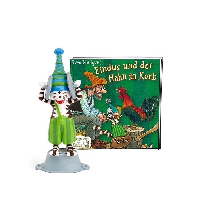 Tonie Pettersson und Findus: Findus und der Hahn im Korb