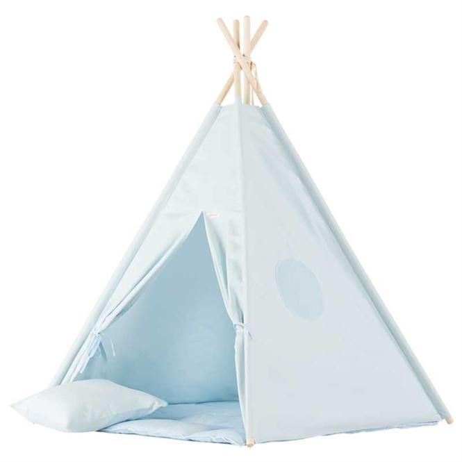 Wigiwama Tipizelt Plain Blue