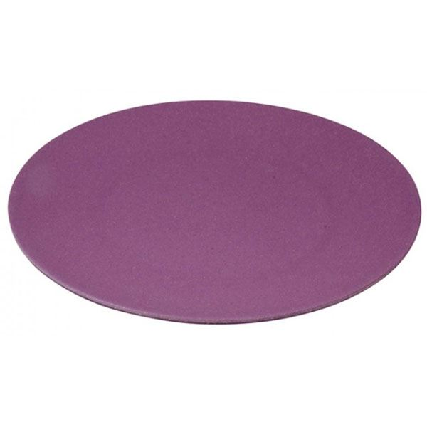 Zuperzozial Großer Teller Fig Violet