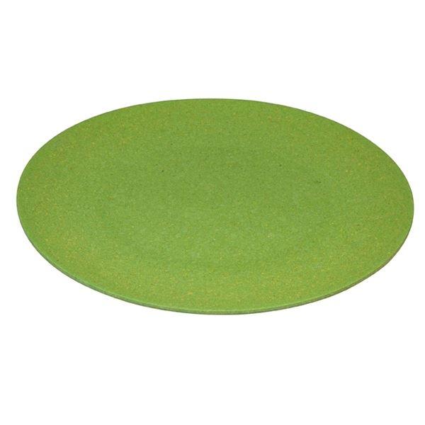 Zuperzozial Großer Teller Wasabi Green