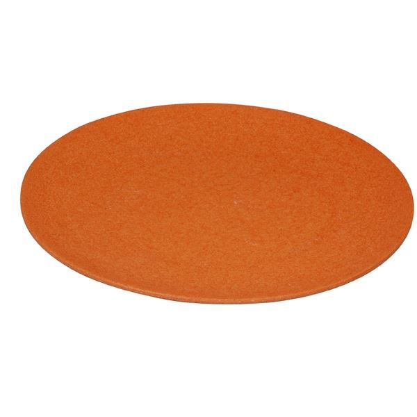 Zuperzozial Großer Teller Pumpkin Orange