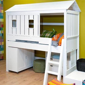 Bopita Baumhausbett Combiflex - Kinderzimmerhaus