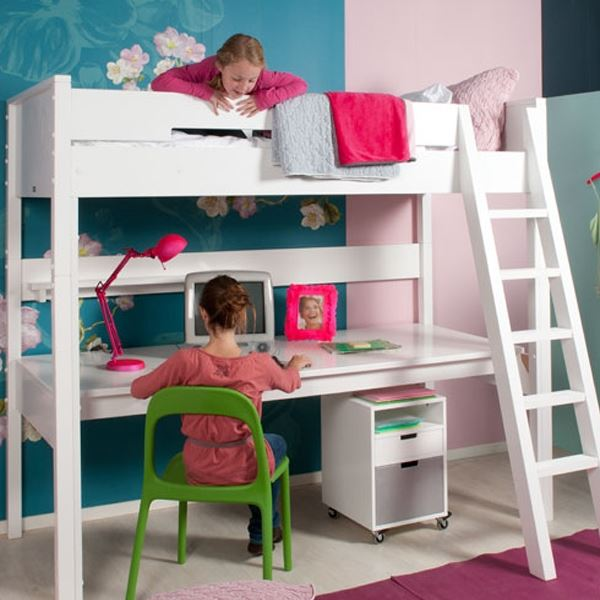 bopita hochbett xl combiflex kinderzimmerhaus. Black Bedroom Furniture Sets. Home Design Ideas