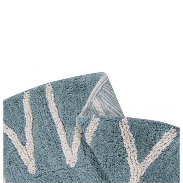 lorena canals teppich abc blau kinderzimmerhaus. Black Bedroom Furniture Sets. Home Design Ideas