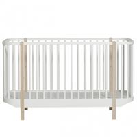Oliver Furniture Babybett Wood Eiche