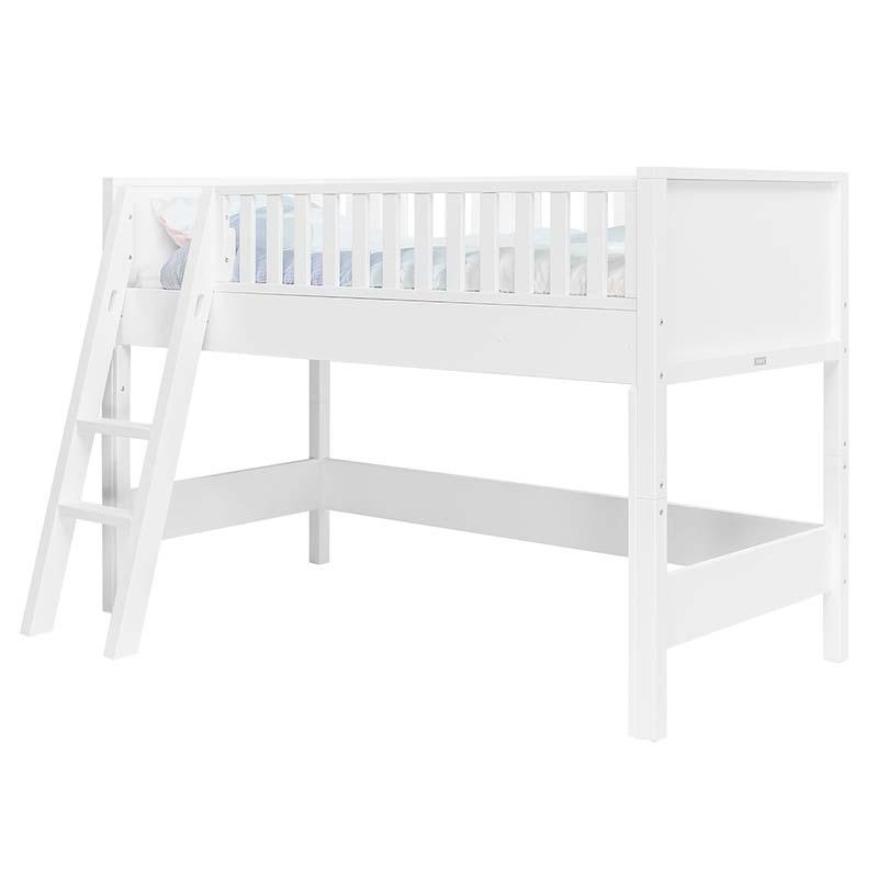 Halbhohes Bett Nordic Von Bopita Kinderzimmerhaus