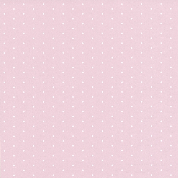 Casadeco tapete pois rosa wei gepunktet - Tapete gepunktet ...