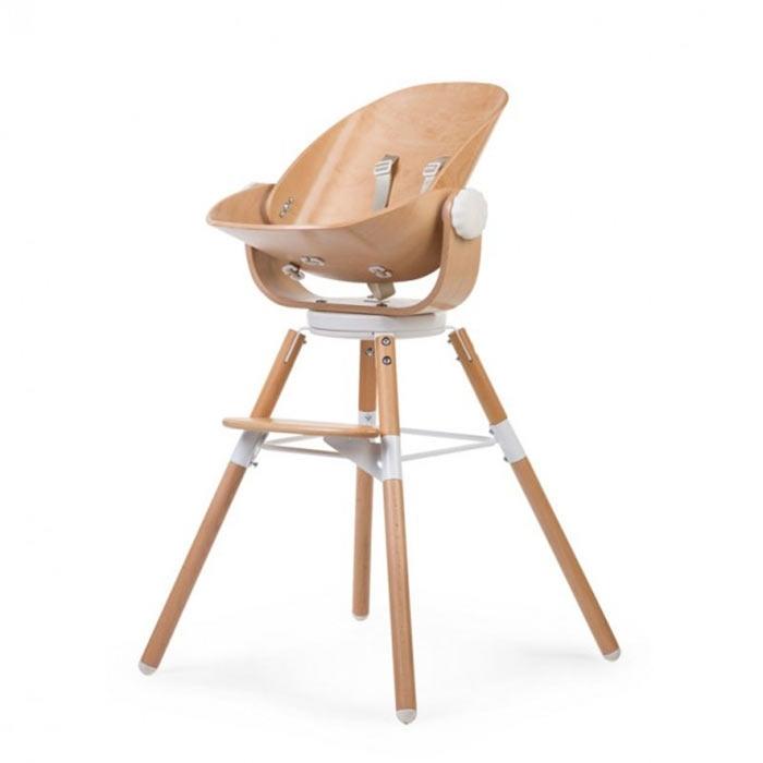 childwood neugeborenensitz f r den hochstuhl evolu wei. Black Bedroom Furniture Sets. Home Design Ideas