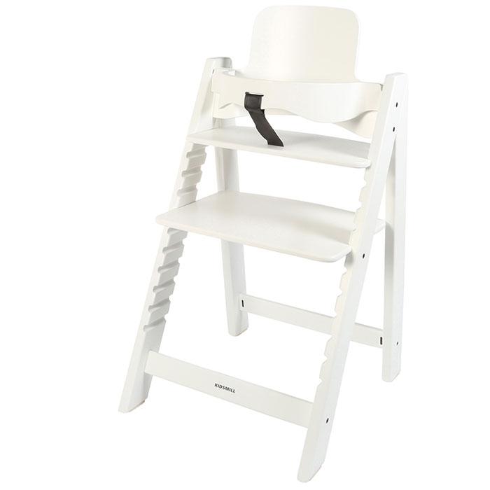 kidsmill hochstuhl up wei. Black Bedroom Furniture Sets. Home Design Ideas