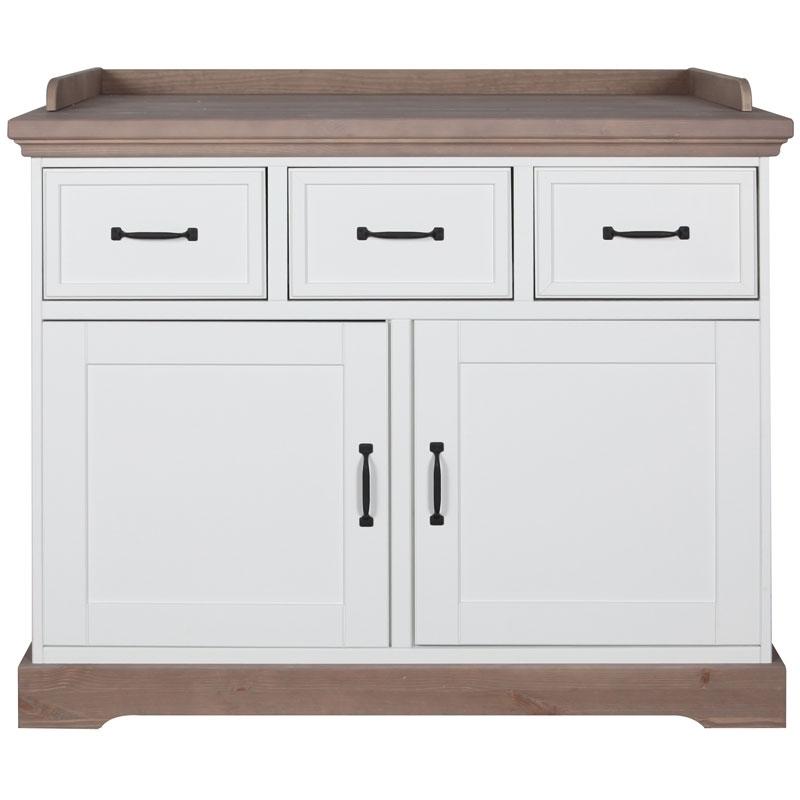 kidsmill kommode savona wei grau. Black Bedroom Furniture Sets. Home Design Ideas