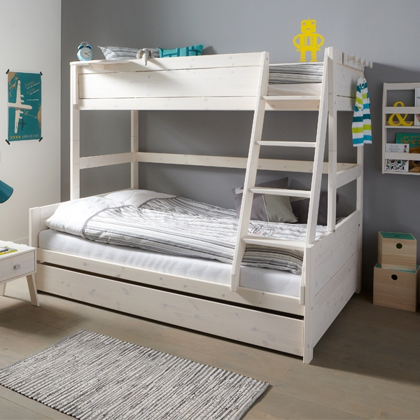 lifetime etagenbett family xl im kinderzimmerhaus. Black Bedroom Furniture Sets. Home Design Ideas