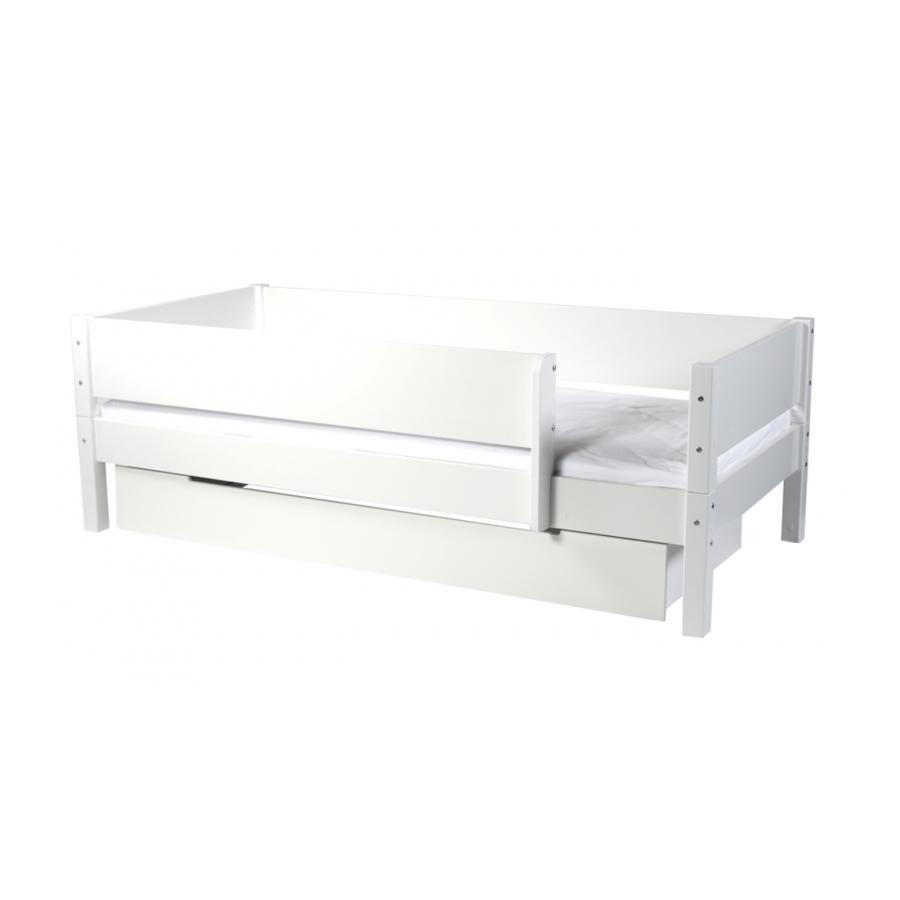 manis h kinderbett max in wei mit schublade. Black Bedroom Furniture Sets. Home Design Ideas