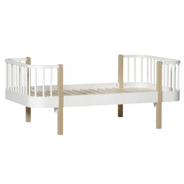 Oliver Furniture Kinderbett 90 x 160 cm Wood Eiche