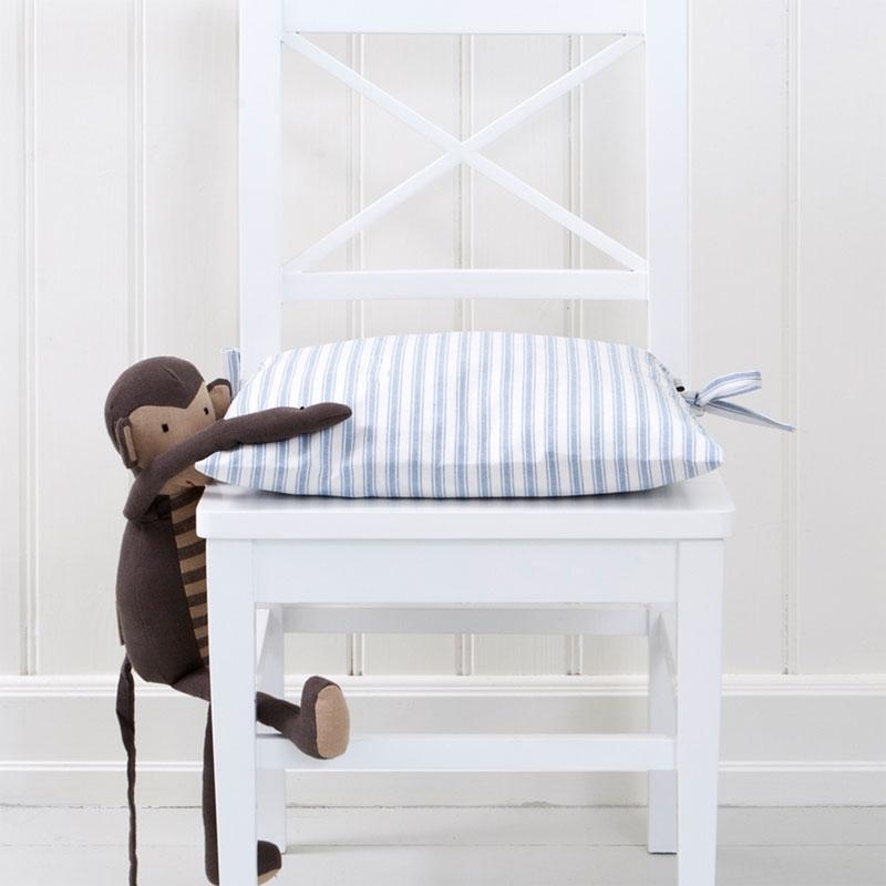 Oliver Furniture Stuhlkissen Blau Stuhlkissen