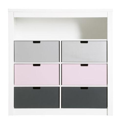 regal mit schubladen trendy mit schublade with regal mit schubladen excellent lara schmal erle. Black Bedroom Furniture Sets. Home Design Ideas