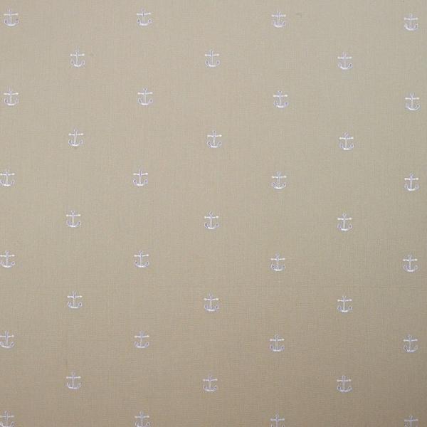 stoff douce nuit anker beige dekostoff f r kinder. Black Bedroom Furniture Sets. Home Design Ideas
