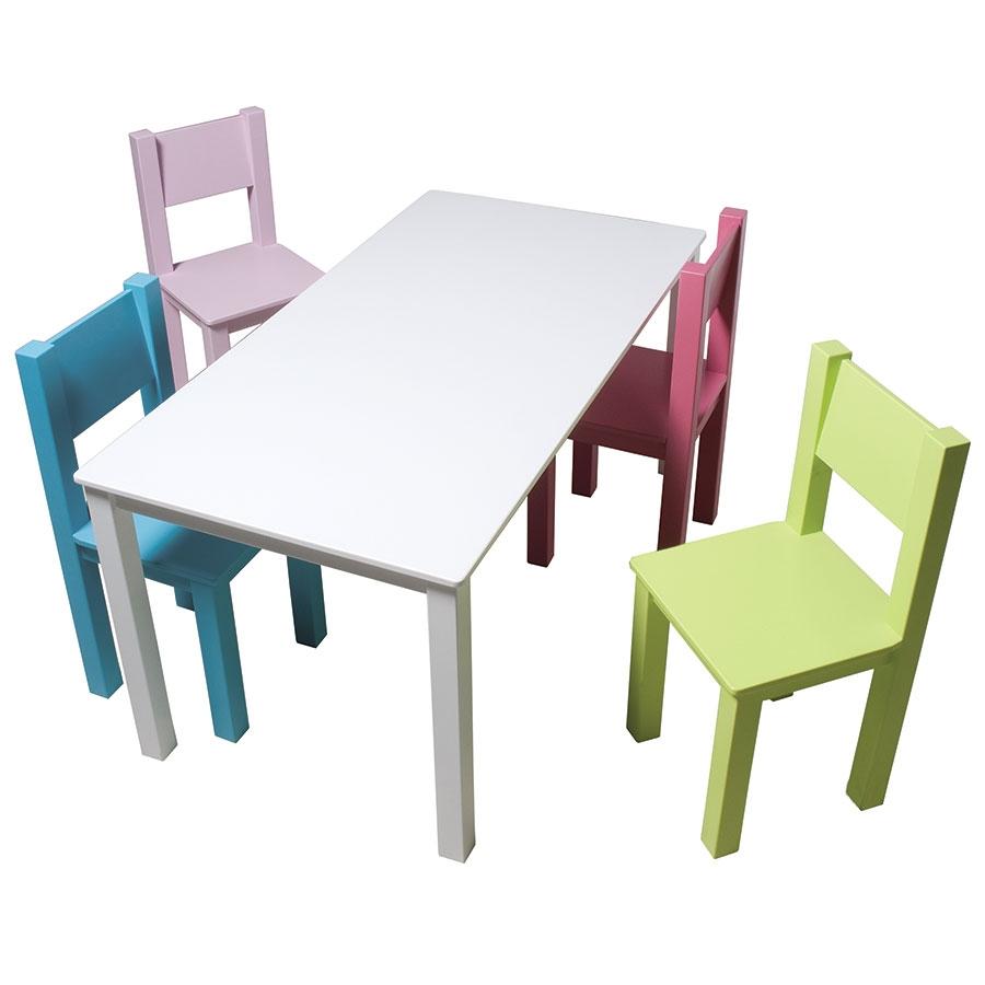 Bopita Kindertisch Mix Match Kinderzimmerhaus