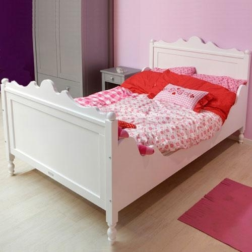 bopita belle kinderbett 120 x 200 kinderzimmerhaus. Black Bedroom Furniture Sets. Home Design Ideas