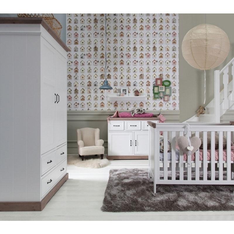 kidsmill schrank savona wei grau 2 t ren. Black Bedroom Furniture Sets. Home Design Ideas