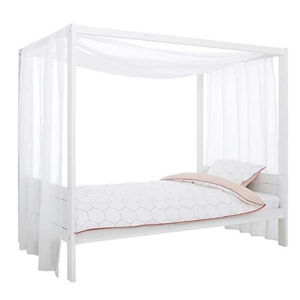 betthimmel stoff f r himmelbett online kaufen. Black Bedroom Furniture Sets. Home Design Ideas