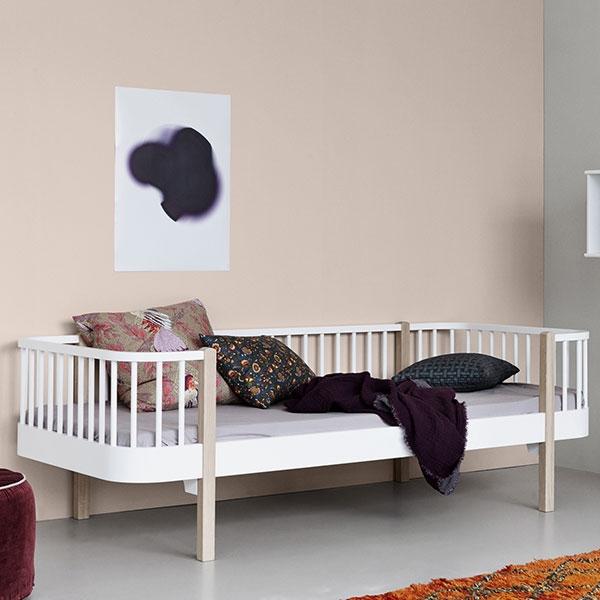 oliver furniture bettsofa wood eiche. Black Bedroom Furniture Sets. Home Design Ideas