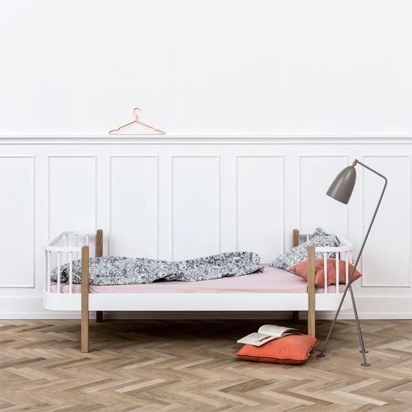 Einzelbett design  Oliver Furniture Einzelbett Wood Eiche