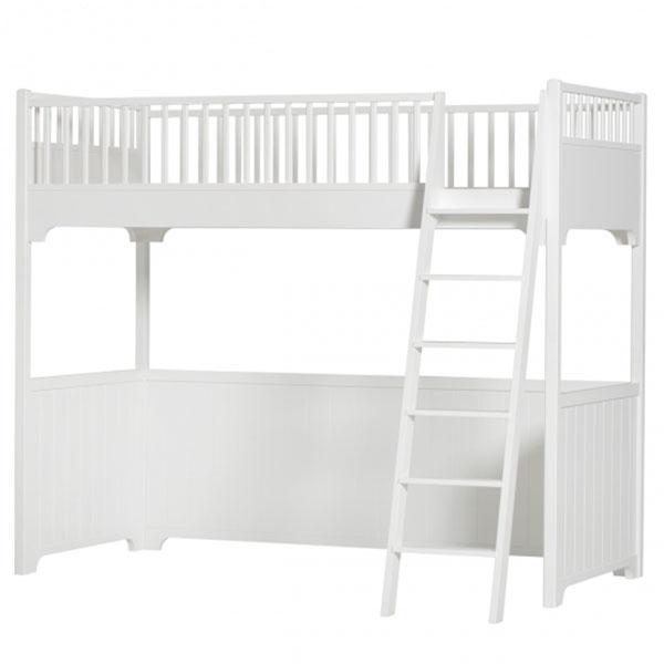 oliver furniture hochbett kinderhochbetten. Black Bedroom Furniture Sets. Home Design Ideas