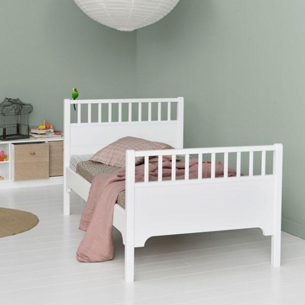 oliver furniture juniorbett kinderzimmerhaus. Black Bedroom Furniture Sets. Home Design Ideas