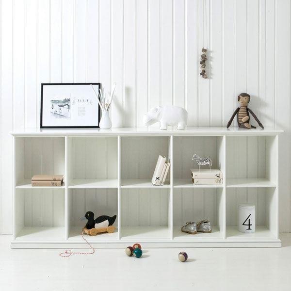 oliver furniture regal breit kinderzimmerregal. Black Bedroom Furniture Sets. Home Design Ideas