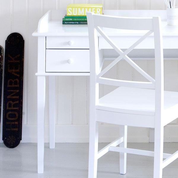 oliver furniture schreibtisch weisser kinderschreibtisch. Black Bedroom Furniture Sets. Home Design Ideas