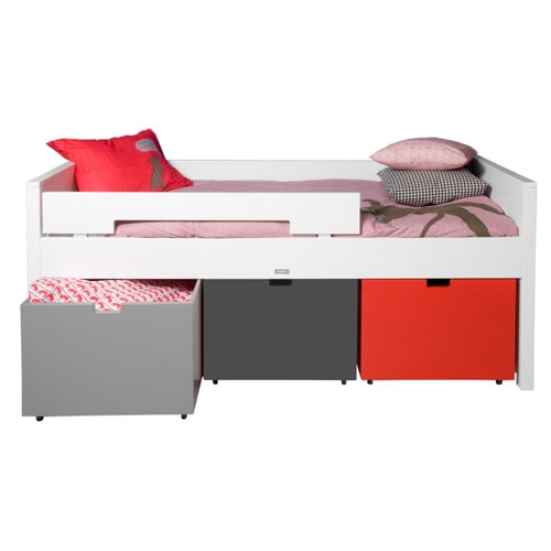 bopita schublade und spielkiste f r bett timo online kaufen. Black Bedroom Furniture Sets. Home Design Ideas