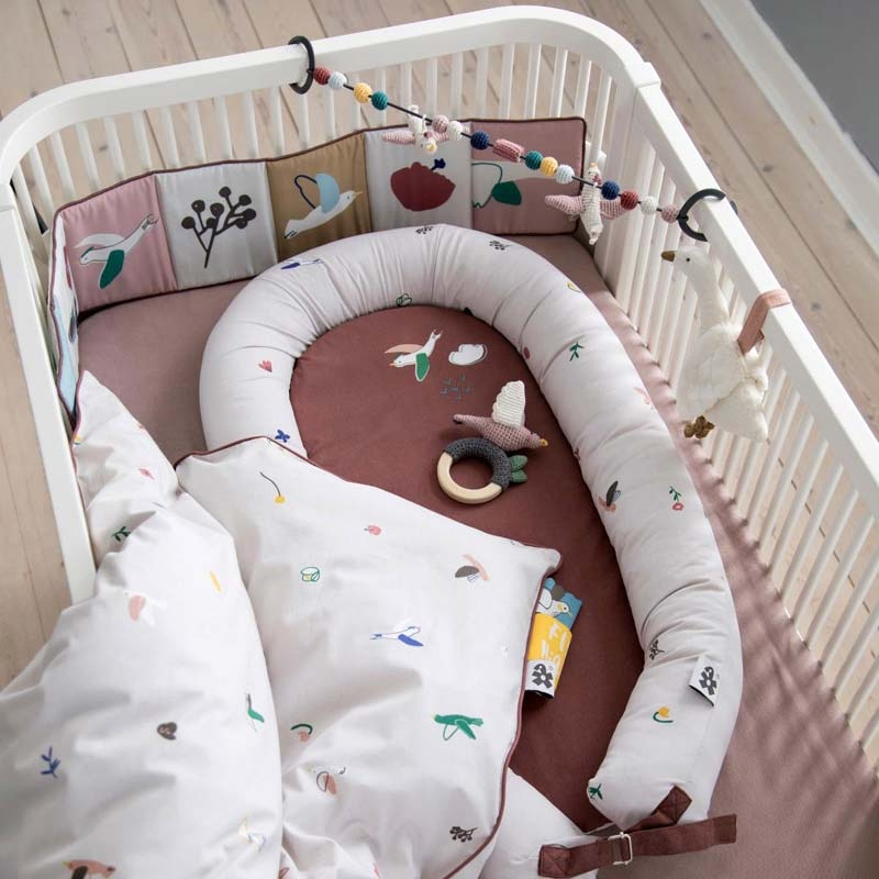 Sebra Baby- und Juniorbett - Kinderzimmerhaus