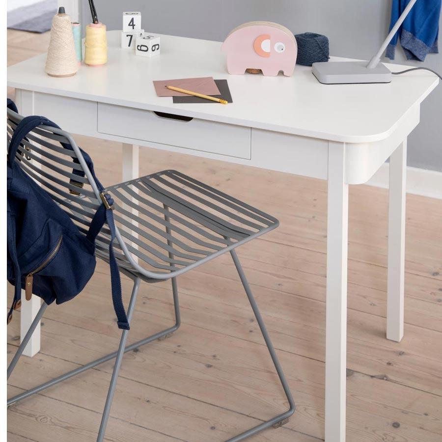 sebra schreibtisch wei kinderzimmerhaus. Black Bedroom Furniture Sets. Home Design Ideas