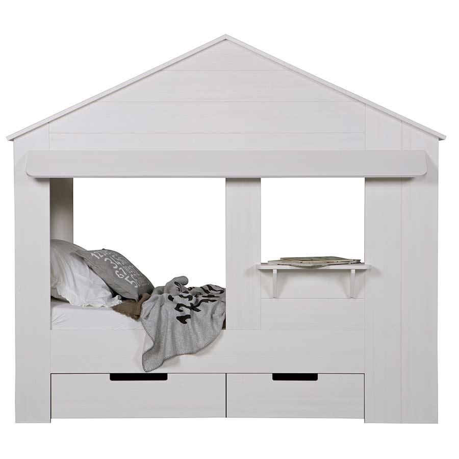 Woood Hausbett Spielbett Online Im Kinderzimmerhaus Kaufen