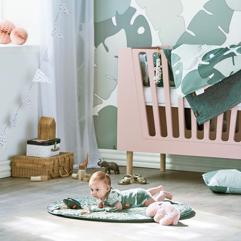 Done By Deer Babybettwäsche Tiny Tropics Im Kinderzimmerhaus