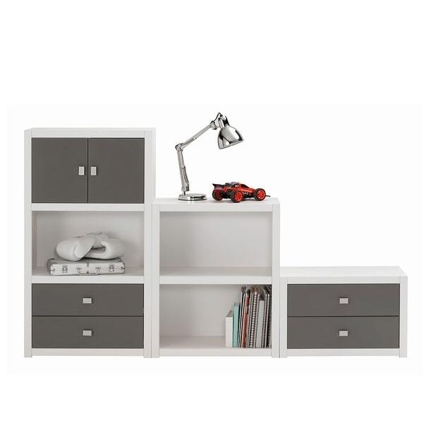 lifetime regal wei birke kinder regalsystem. Black Bedroom Furniture Sets. Home Design Ideas
