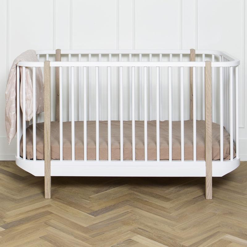 Oliver Furniture Babybett Wood Eiche