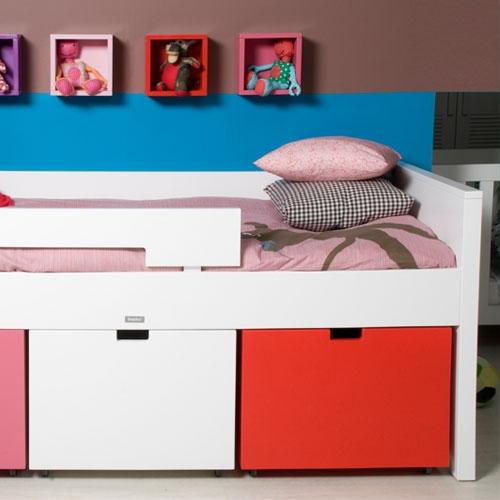 bopita schublade und spielkiste f r bett timo online kaufen. Black Bedroom Furniture Sets. Home Design Ideas