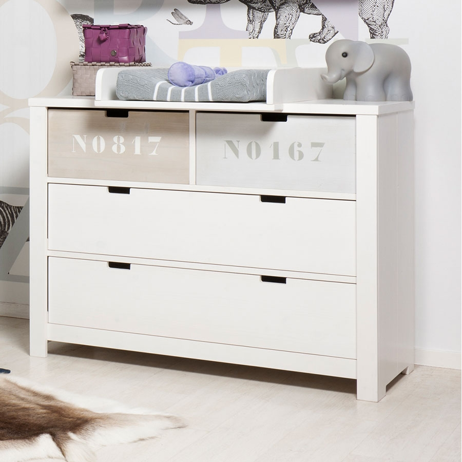 basic wood kommode kinderzimmerhaus. Black Bedroom Furniture Sets. Home Design Ideas