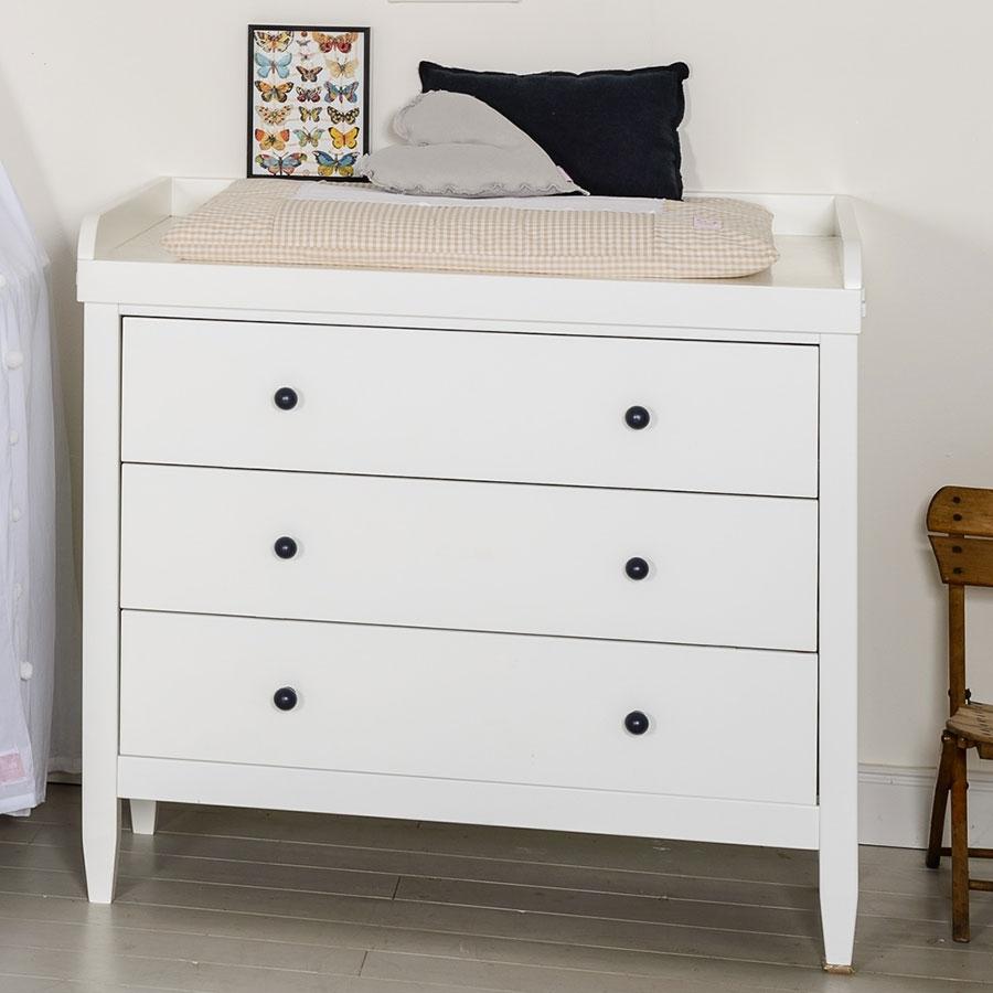 isle of dogs wickelkommode wei kinderzimmerhaus. Black Bedroom Furniture Sets. Home Design Ideas
