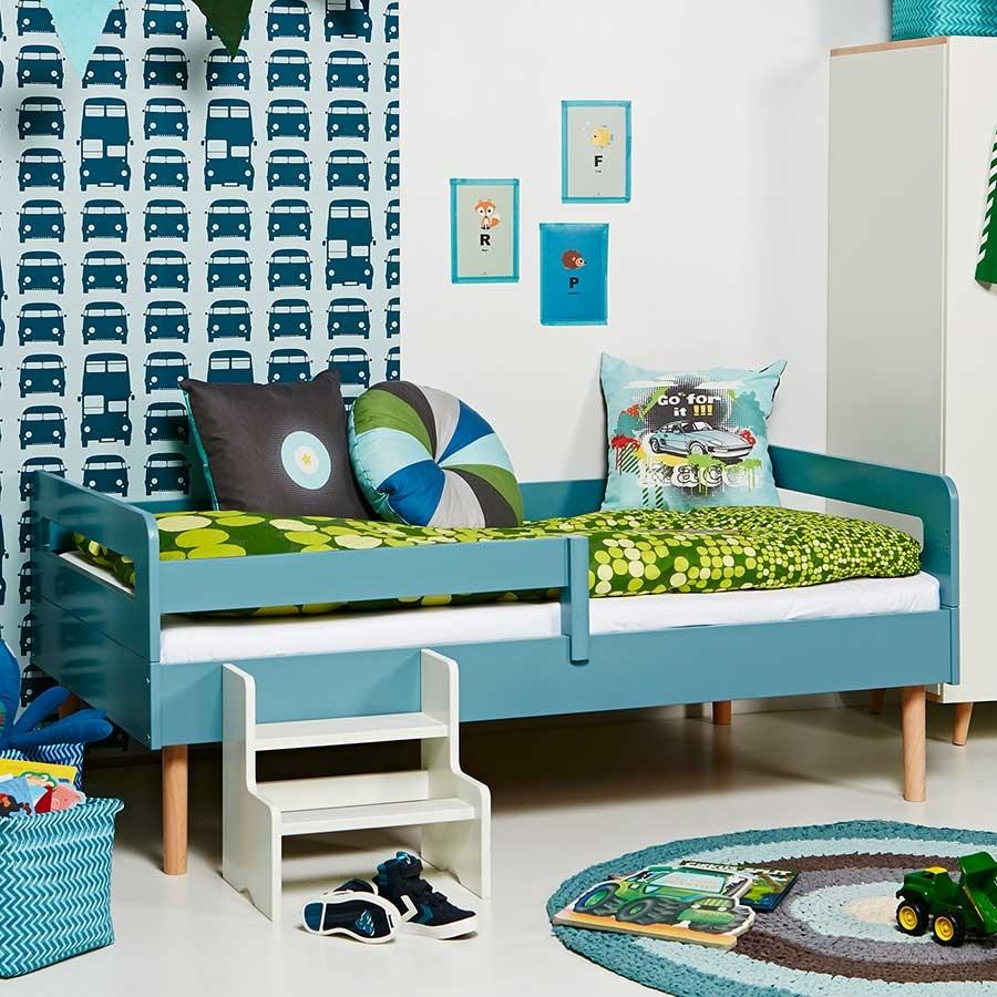 manis h juniorbett athene retro 90 x 160 cm 18 farben. Black Bedroom Furniture Sets. Home Design Ideas