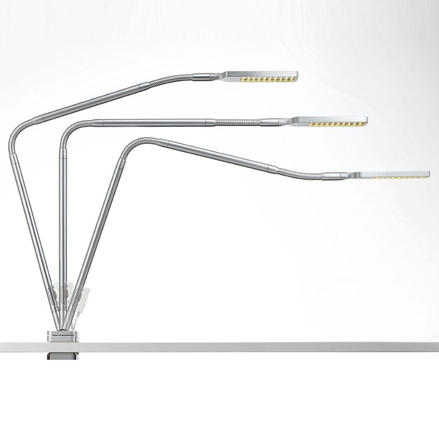 moll flexlight schreibtischlampe mit led online kaufen. Black Bedroom Furniture Sets. Home Design Ideas