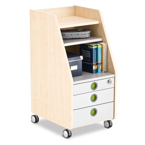moll rollcontainer profi schreibtisch winner. Black Bedroom Furniture Sets. Home Design Ideas