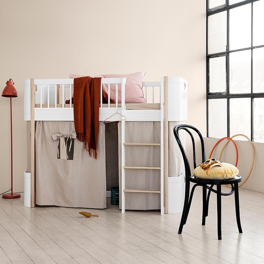 passend zum wood mini halbhohen hochbett von oliver furniture - Oliver Furniture Hochbett