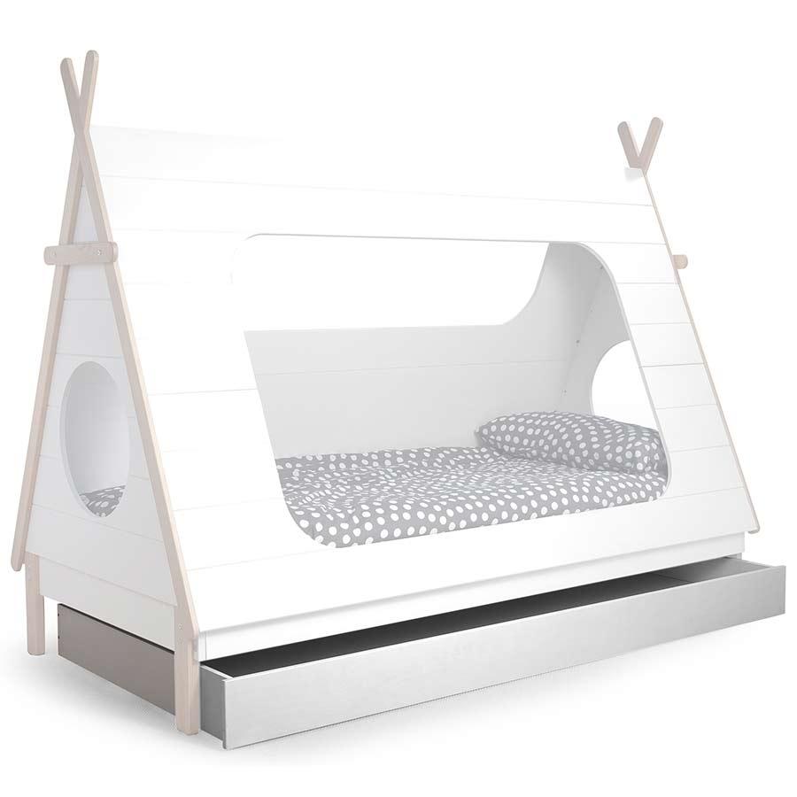 Woood Tipi Bett Spielbett Online Im Kinderzimmerhaus Kaufen