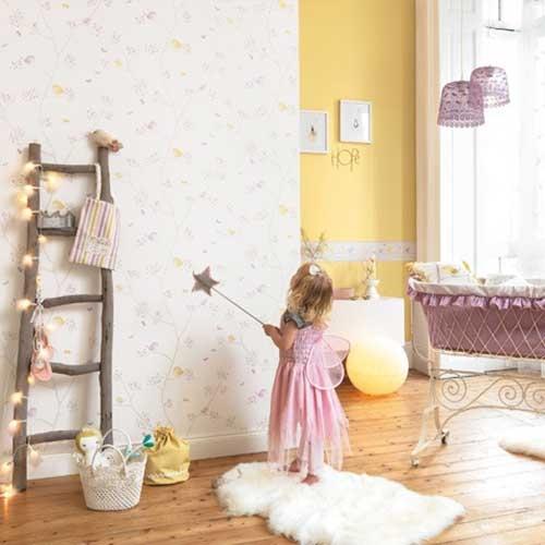 casadeco my little world tapete v gelchen online kaufen. Black Bedroom Furniture Sets. Home Design Ideas