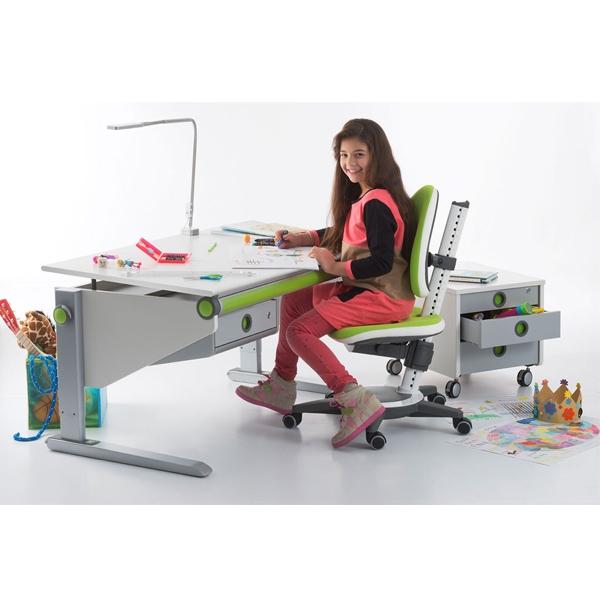 Moll Schreibtisch Winner Weiß - Moll Basic