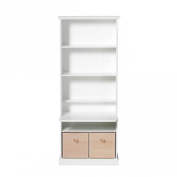 oliver furniture seaside standregal gro wei kinderzimmerhaus. Black Bedroom Furniture Sets. Home Design Ideas